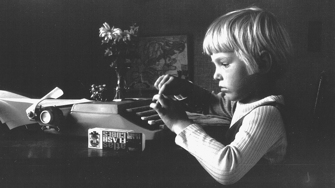 Rune Engelbreth Larsen (foto: Tommi Larsen, 1972)